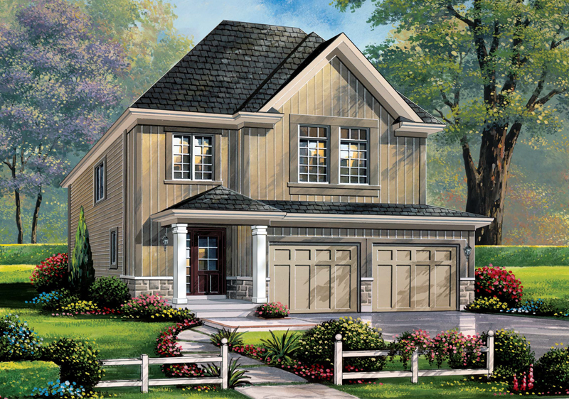 MacPherson Builders Launches Affordable Collection of Single Family Homes in Historically Rich Rural Community
