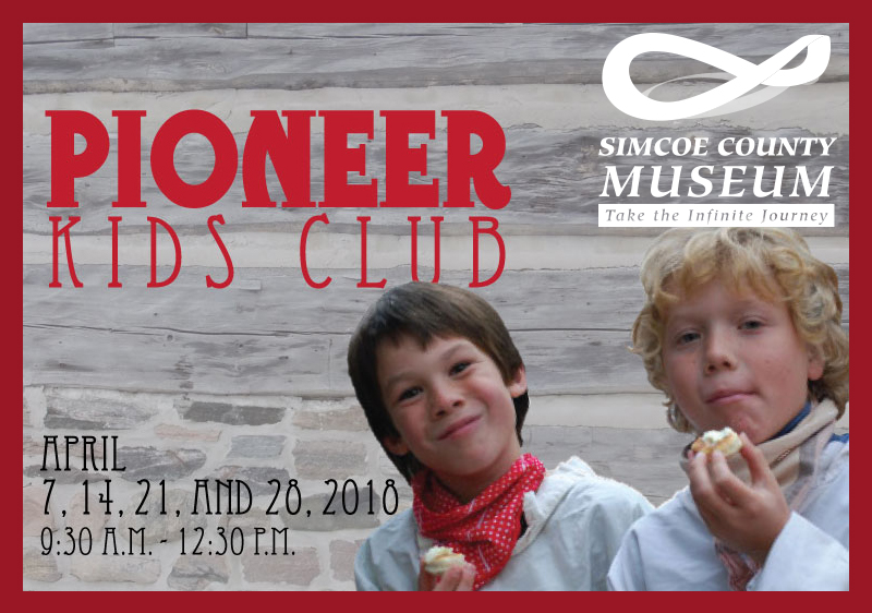 April 7-8 – It's All About Pioneers and Pancakes When You Visit Stayner This Weekend