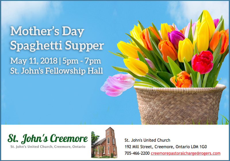 May 11-13 – It's All About Community When You Visit Stayner This Mother's Day Weekend