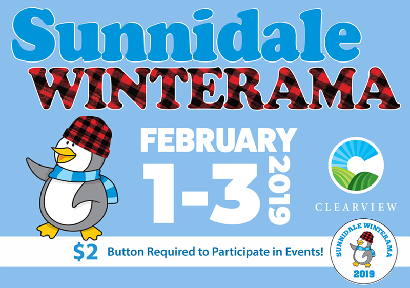 "February 1-3 – Enjoy ""The Greatest Little Show On Snow"" When You Visit Stayner This Weekend"