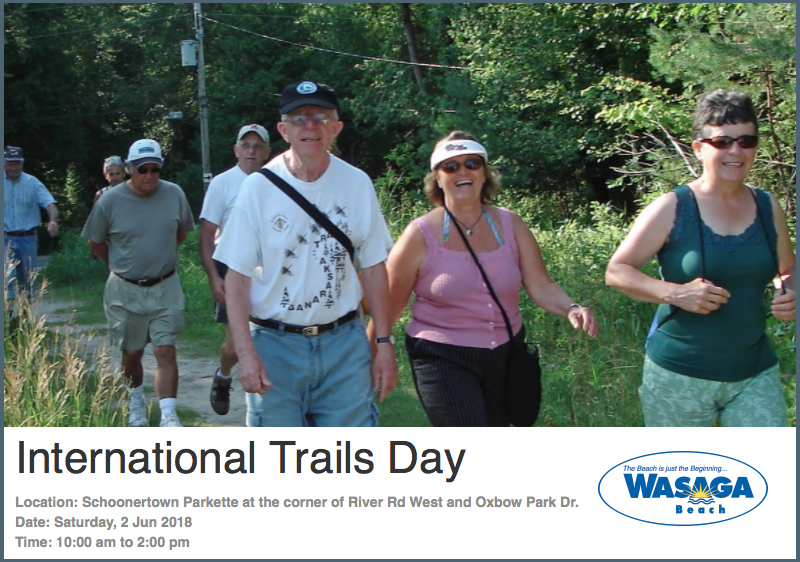 June 2 – Discover Treasures, Take Flight and Hit the Trails When You Visit Stayner This Weekend