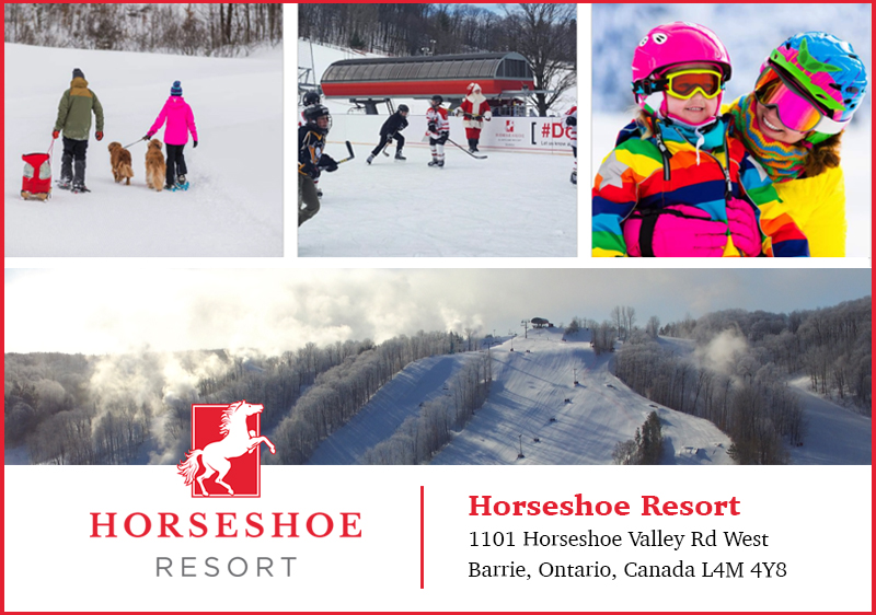 December 28-31 – Experience a Winter Wonderland When You Visit Stayner This Weekend