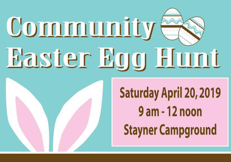 April 20 – Celebrate Easter and the Arrival of Spring When You Visit Stayner this Weekend