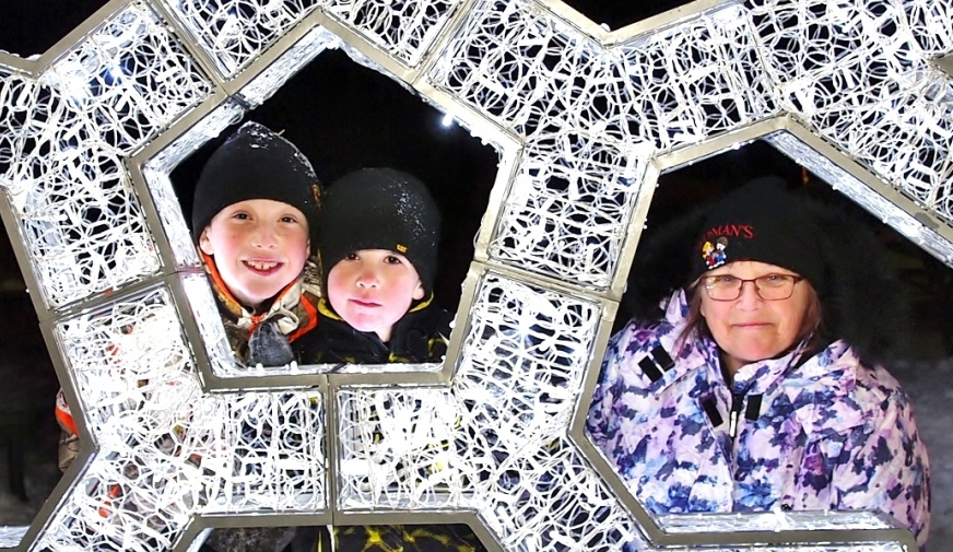 Enjoy the Glow of Clearview's Rural Lights and Winter Nights