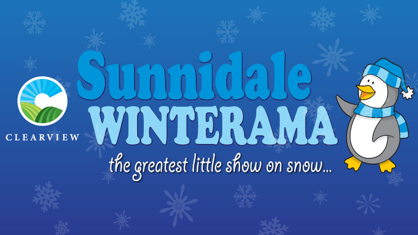 """This Year """"Stay Home, Stay Cool"""" and Celebrate the 46th Sunnidale Winterama"""