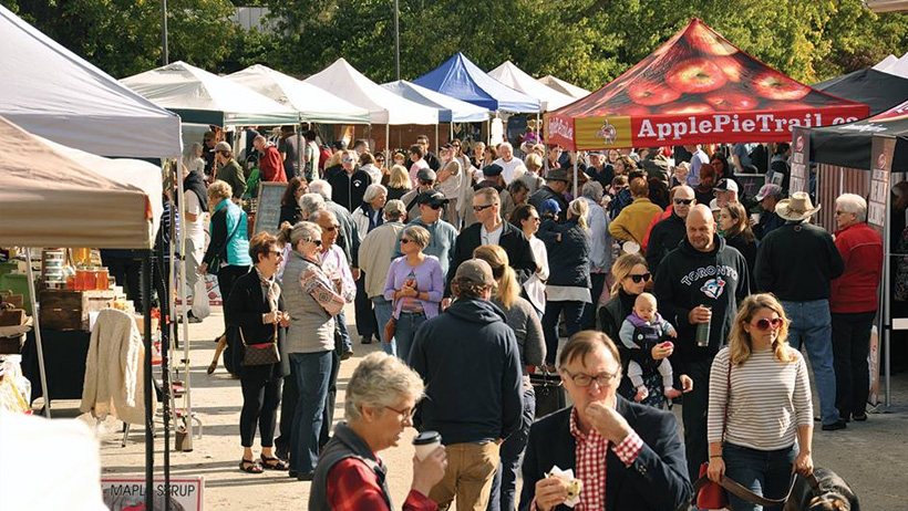 Savour Local Flavours at the Creemore Farmers' Market